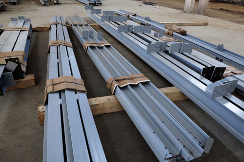 Steelwork-Fabrication